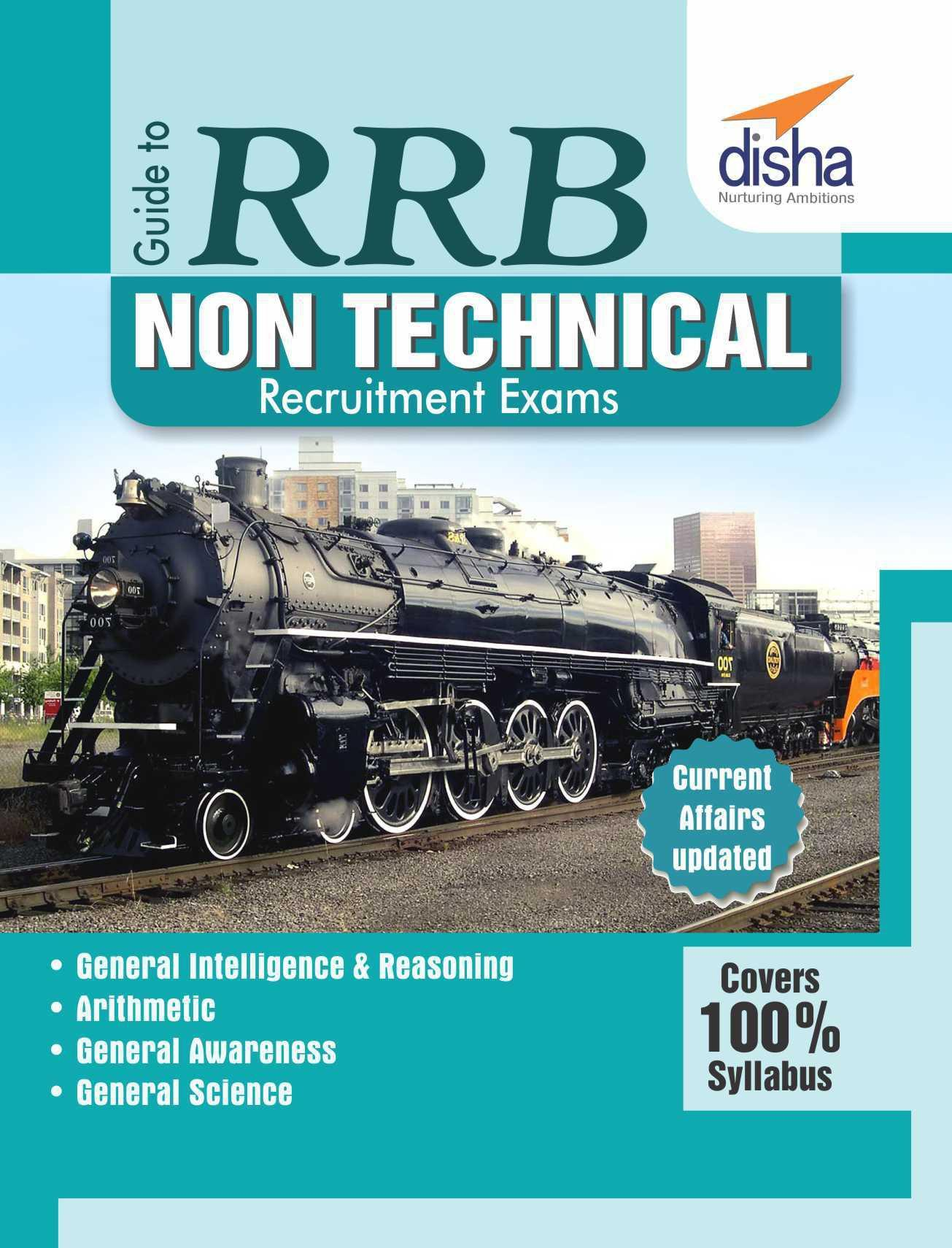 Guide to RRB Non Technical Recruitment Exam price in India.