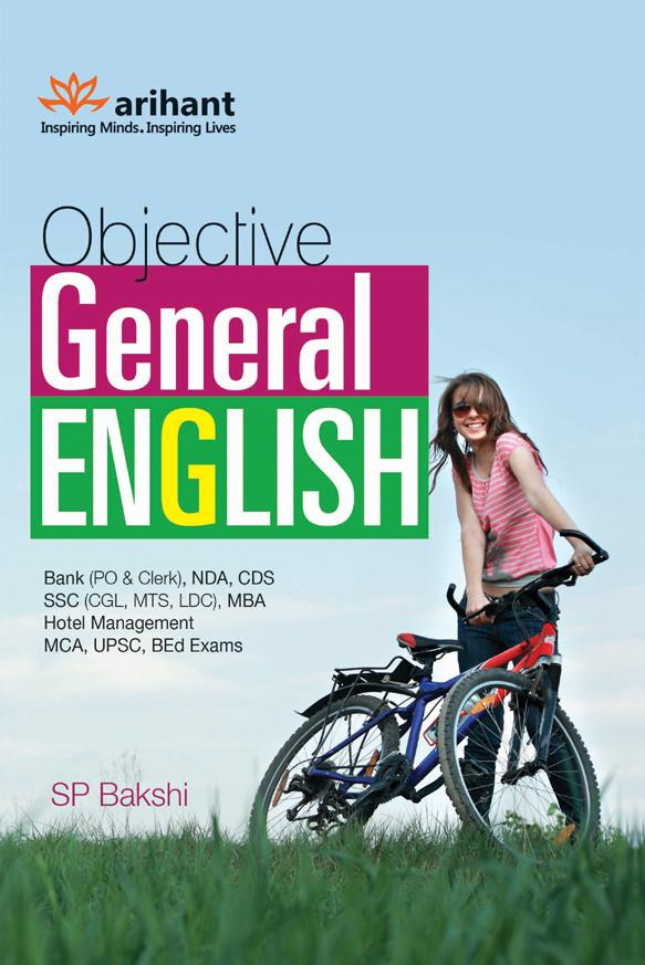 BuyBooksOnline Arihant Objective General English price in India.