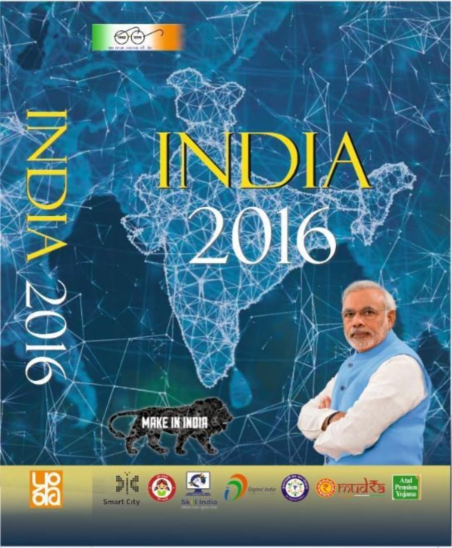 INDIA 2016 : Reference Annual price in India.