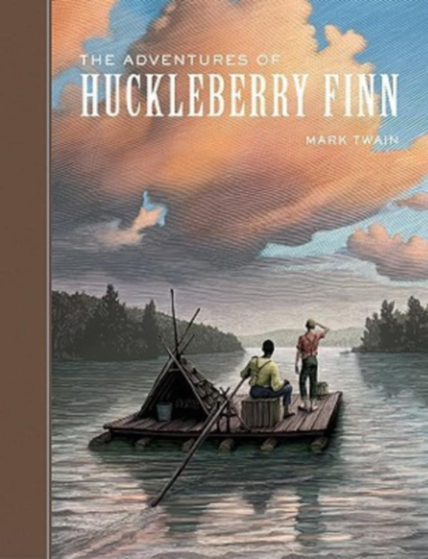 the life in the southern mississippi in the adventures of huckleberry finn by mark twain