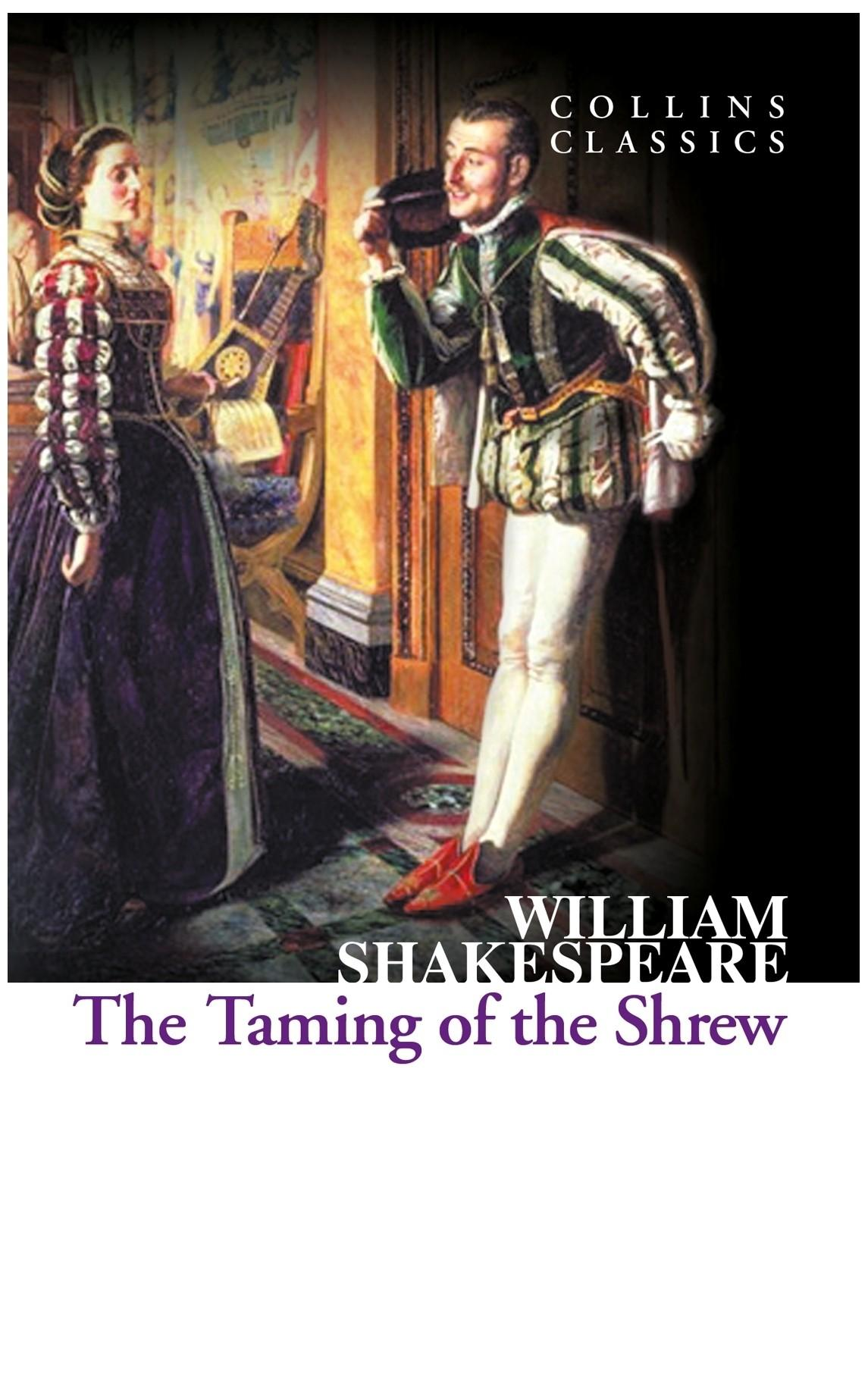 a shakespearean reflection of marriage in the taming of the shrew a play by william shakespeare