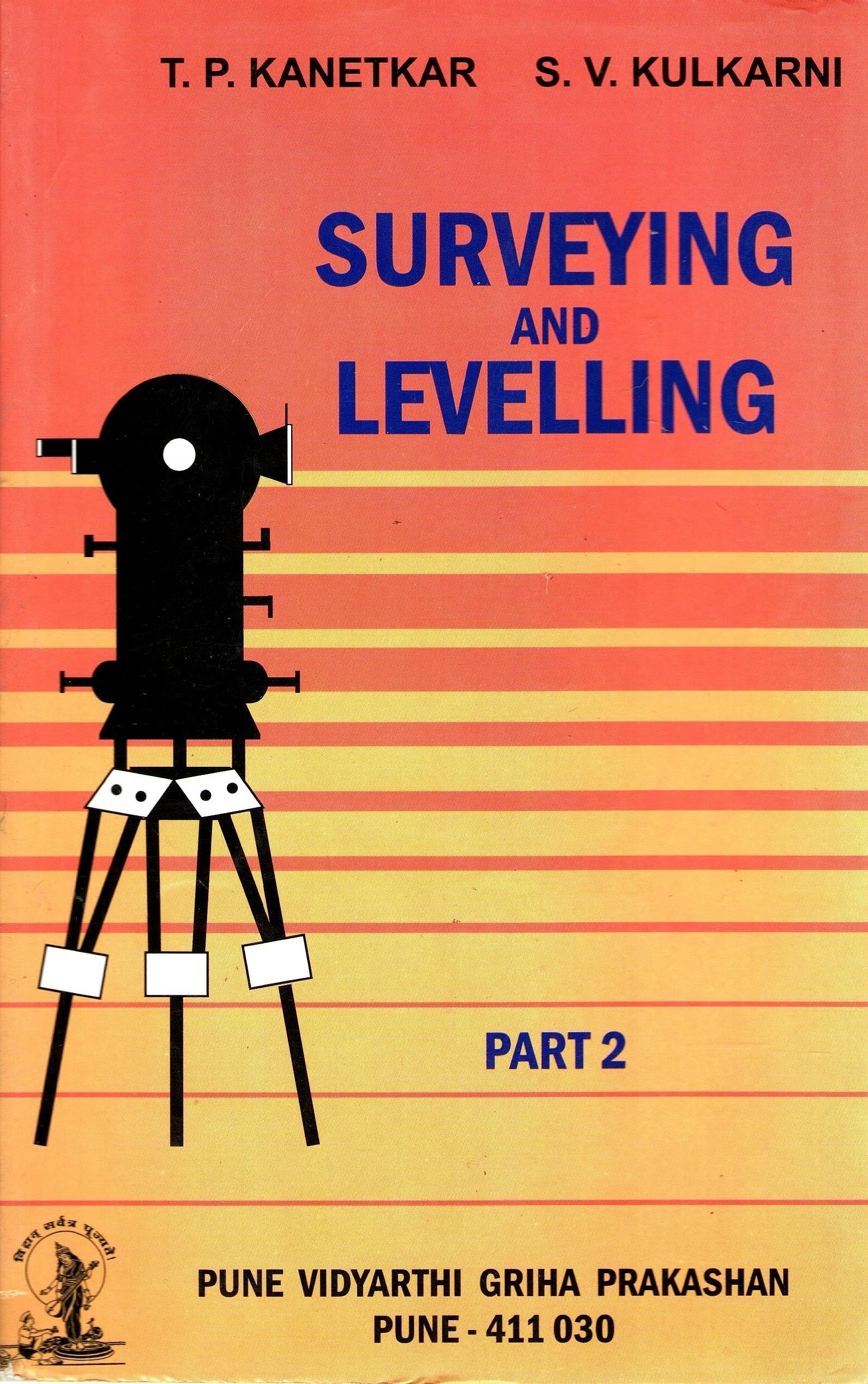 Surveying & Levelling Vol - Ii price in India.