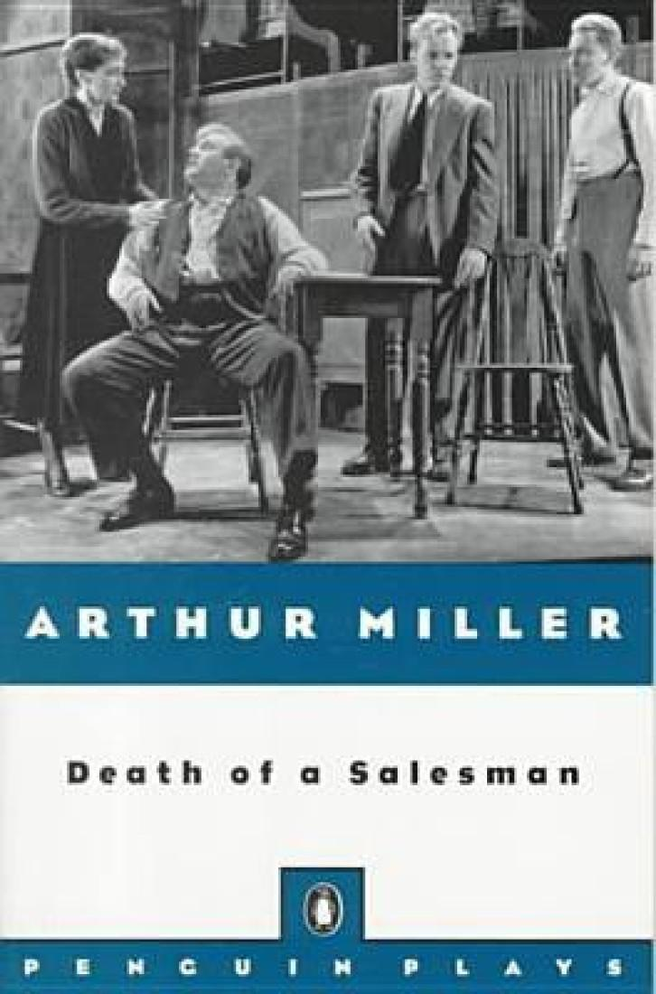 arthur miller style of writing