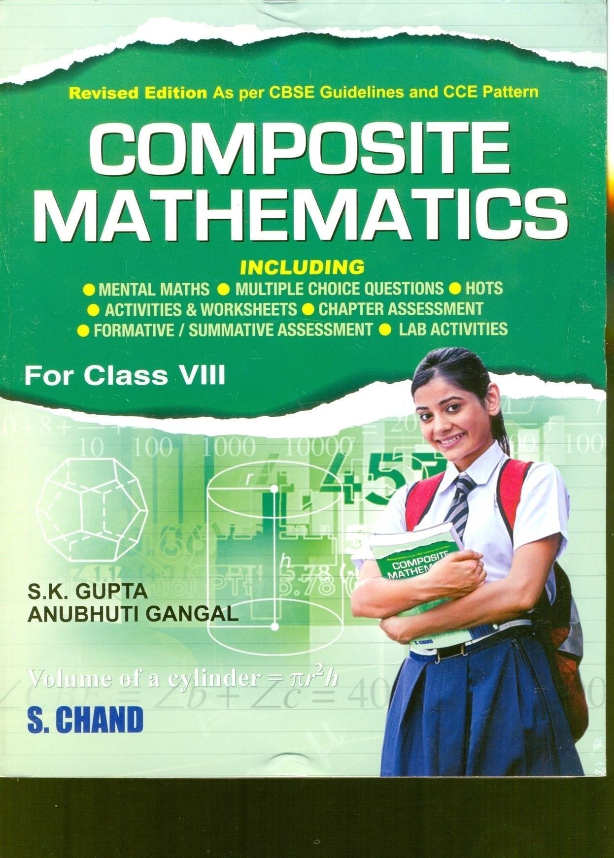 composite mathematics for year 8 by anubhuti gangal s k gupta price rh shoponline payback in