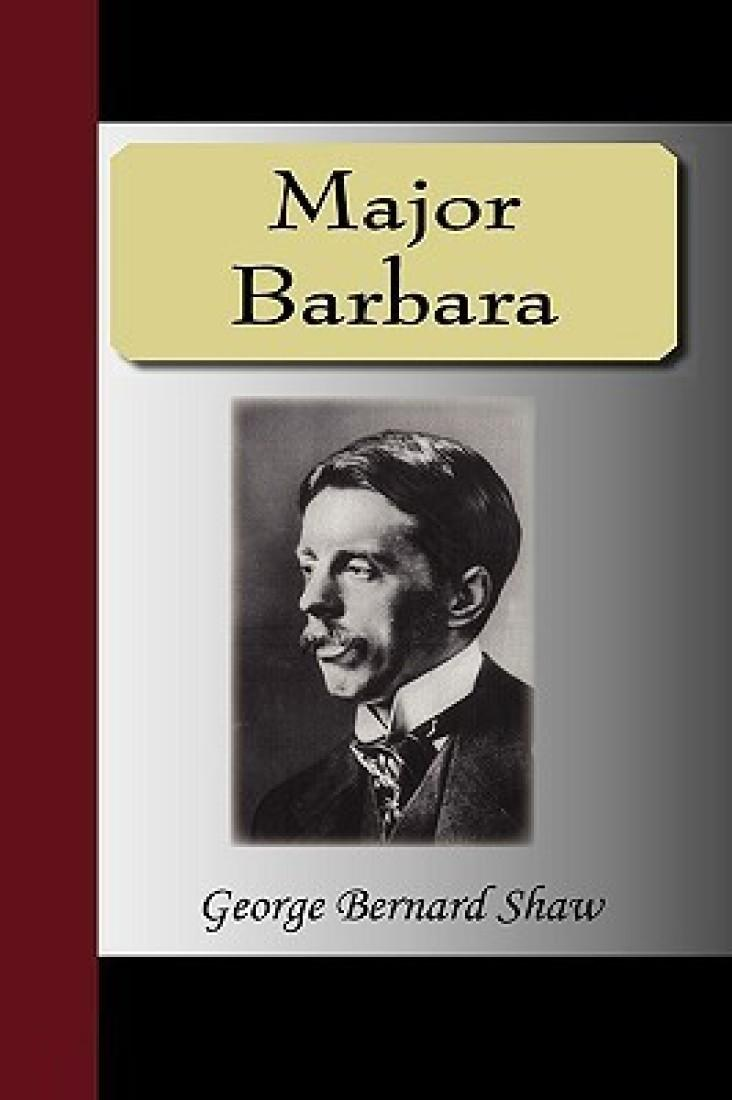 the characterization of lady britomart in major barbara