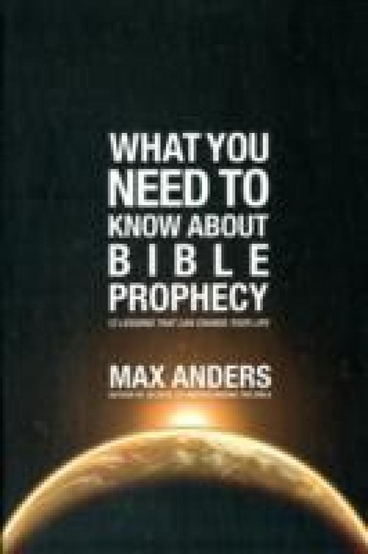 What You Need to Know About Bible Prophecy: 12 Lessons That Can Change Your Life (What to Do About...) price in India.