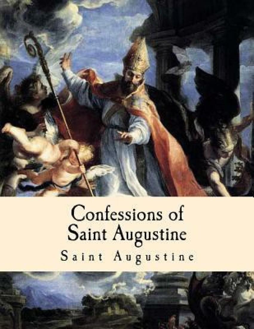 Confessions of Saint Augustine price in India.